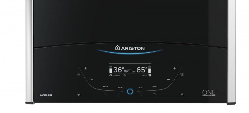 Centrala termica condensatie Ariston Alteas One Net 35 KW