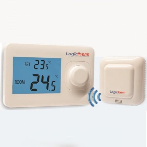 Termostat de ambient wireless Logictherm R3 RF