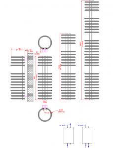 Calorifer decorativ Radox Circle