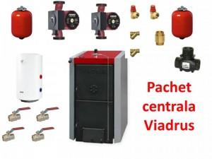 poza Pachet centrala Viadrus 35KW