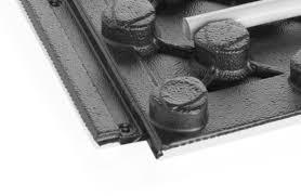 poza Placa cu nuturi Rehau Basic 15mm ,1030x530mm