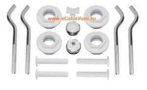 Poza produs Kit accesorii pentru caloriferele din aluminiu