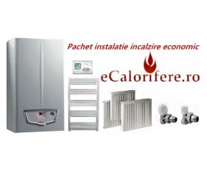 poza Pachet instalatii termice apartament 2 camere