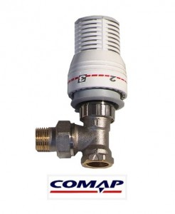Poza produs Robinet cu cap termostatat COMAP SENSO