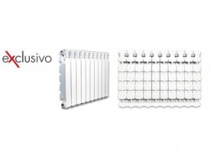 Elementi aluminiu Fondital Exclusivo H600