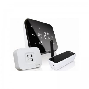 poza Termostat de ambient wireless si control prin internet Salus IT500