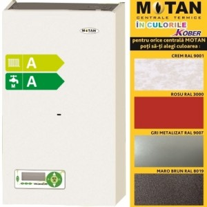 poza Centrala termica condensatie Motan MKDENS36 ERP Color 36KW