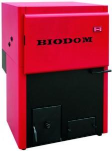 poza Cazan peleti Biodom 30KW