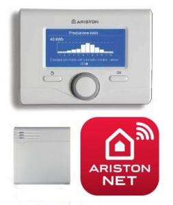 poza Termostat de ambient programabil prin smartphone Ariston Sensys Net